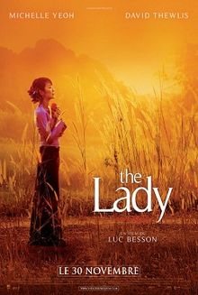 The Lady 2011 film