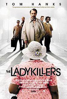 The Ladykillers 2004 film