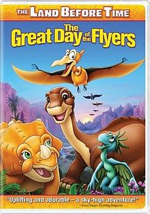 The Land Before Time XII The Great Day of the Flyers