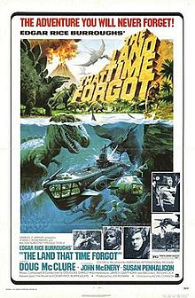 The Land That Time Forgot 1975 film