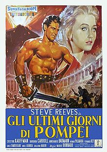 The Last Days of Pompeii 1959 film