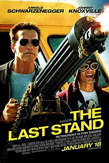 The Last Stand 2013 film