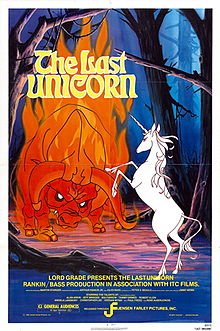 The Last Unicorn film