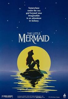 The Little Mermaid 1989 film