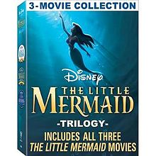 The Little Mermaid franchise