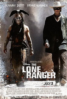 The Lone Ranger 2013 film