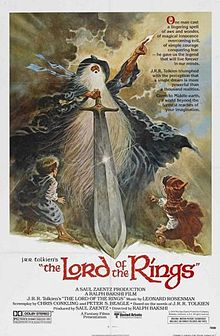 The Lord of the Rings 1978 film