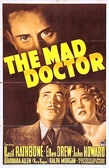 The Mad Doctor 1941 film
