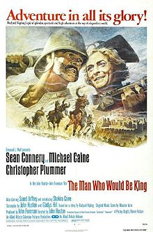 The Man Who Would Be King film