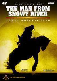 The Man from Snowy River Arena Spectacular film
