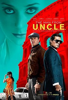The Man from U N C L E film