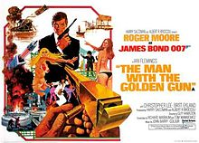 The Man with the Golden Gun film