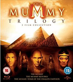 The Mummy franchises