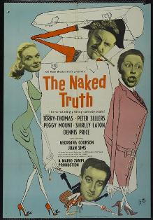 The Naked Truth 1957 film