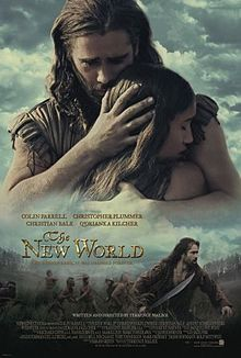 The New World 2005 film