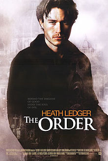 The Order 2003 film