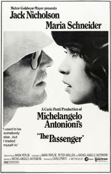 The Passenger 1975 film