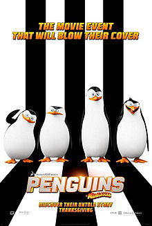 The Penguins of Madagascar film