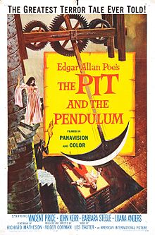 The Pit and the Pendulum 1961 film
