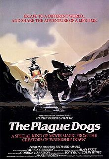 The Plague Dogs film
