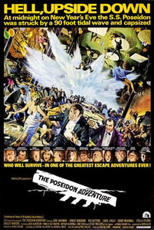 The Poseidon Adventure 1972 film