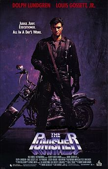 The Punisher 1989 film