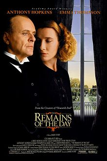 The Remains of the Day film