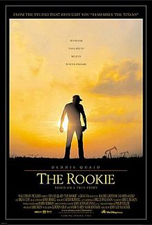 The Rookie 2002 film