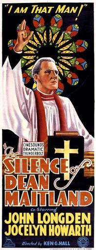 The Silence of Dean Maitland 1934 film