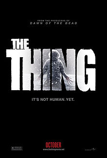 The Thing 2011 film