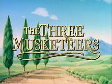 The Three Musketeers 1992 film