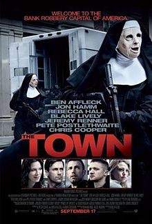 The Town 2010 film