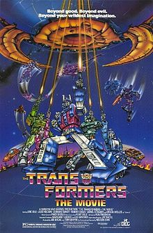 The Transformers The Movie