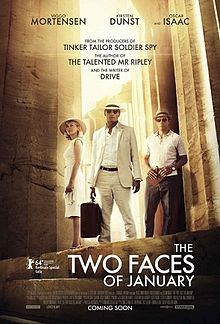 The Two Faces of January film