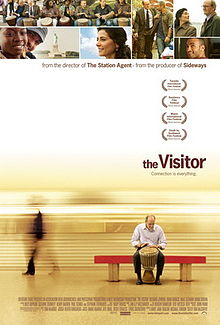 The Visitor 2007 drama film