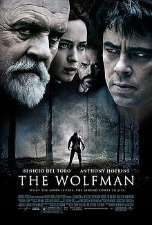 The Wolfman 2010 film
