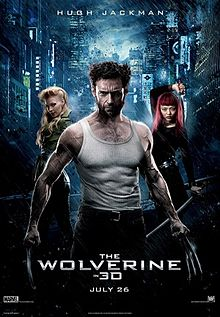 The Wolverine film