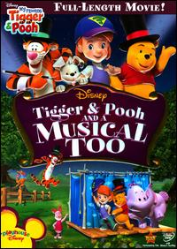 Tigger Pooh and a Musical Too