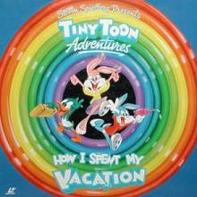 Tiny Toon Adventures How I Spent My Vacation