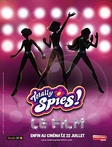 Totally Spies The Movie