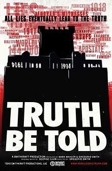 Truth Be Told 2012 film