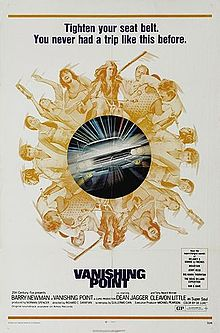 Vanishing Point 1971 film