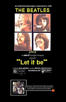 Let It Be 1970 film