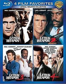 Lethal Weapon film series