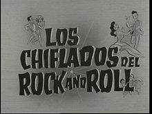 Los chiflados del rock and roll