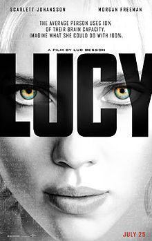 Lucy 2014 film