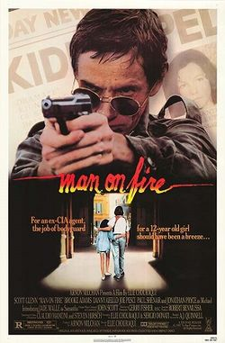 Man on Fire 1987 film