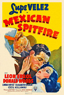 Mexican Spitfire film