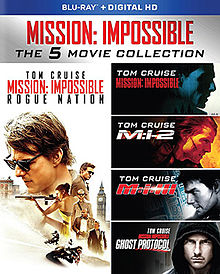 Mission Impossible film series