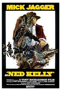 Ned Kelly 1970 film